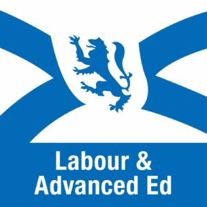 Nova Scotia Department of Labour and Advanced Education